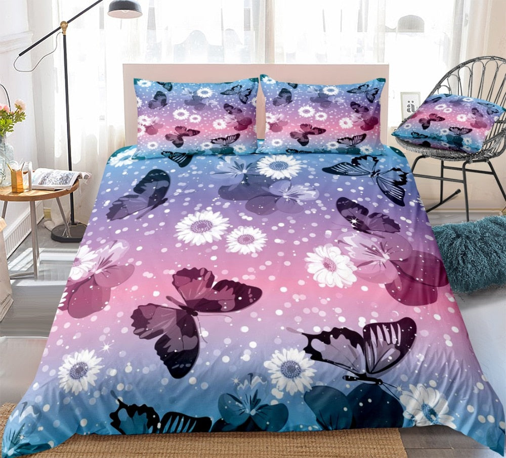 Adorable Butterfly Bedding Set - Beddingify