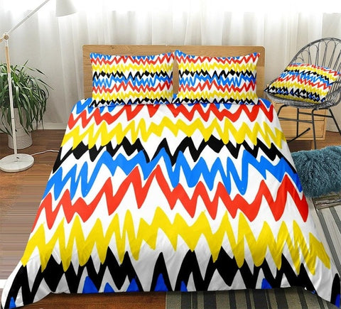 Ethnic Pattern Bedding Set - Beddingify