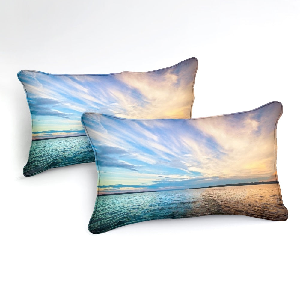 Beach Themed Bedding Set - Beddingify