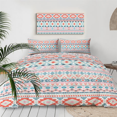Southwest Geometric Bedding Set - Beddingify