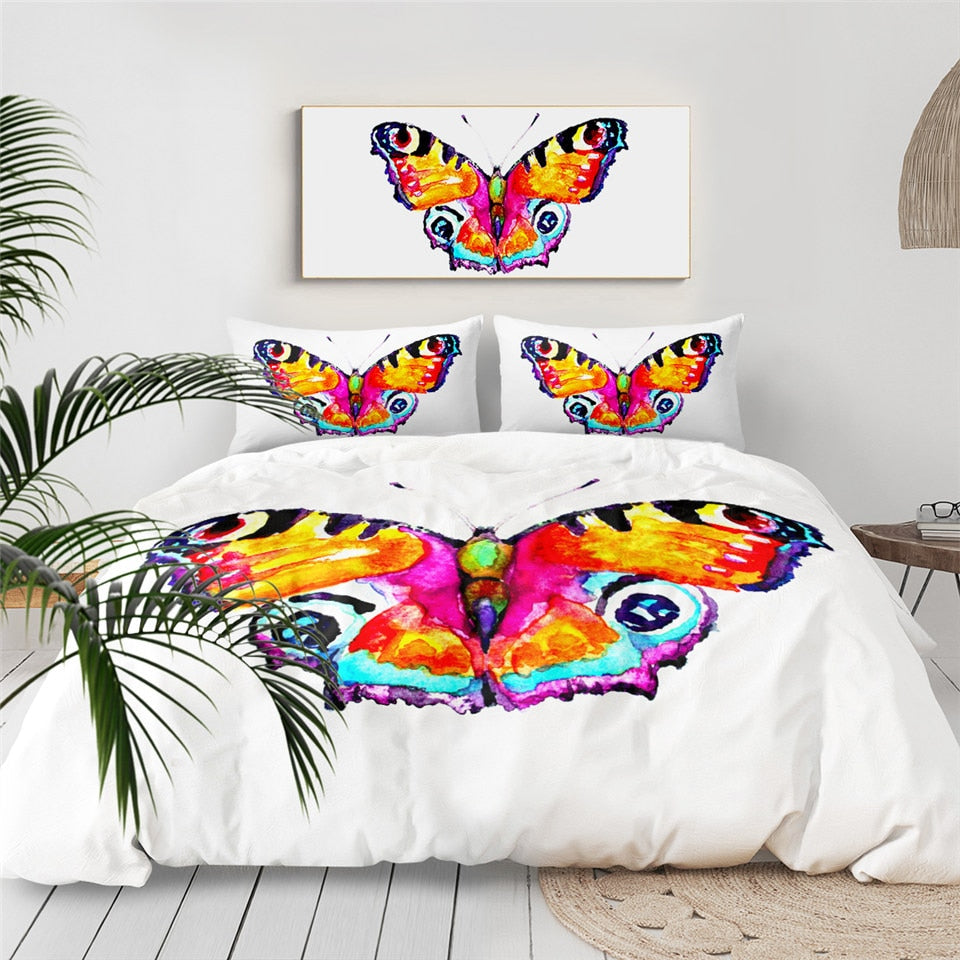 Giant Butterfly Bedding Set - Beddingify