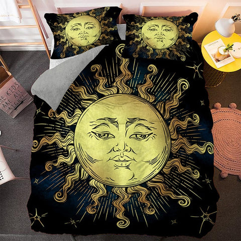 Sun Bedding Set - Beddingify