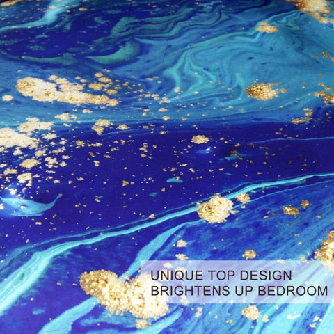 Image of Quicksand Turquoise Bedding Set - Beddingify