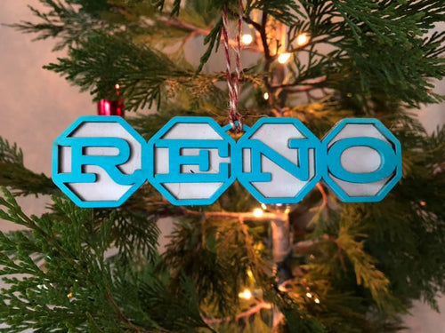 RENO Ornament