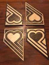 Load image into Gallery viewer, Nevada Love Coasters
