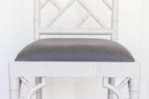 Chippendale Dining Chair – French Grey