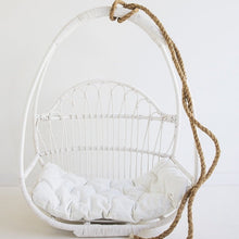 Load image into Gallery viewer, Hanging Chair Hapuna – White ETA 12/01/21