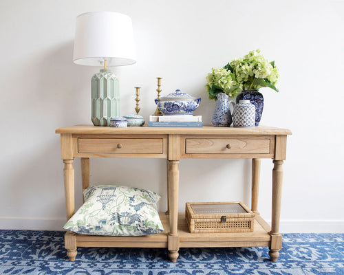 Arabella Console Table – 2 Drawer
