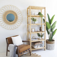 Load image into Gallery viewer, Shelf Palms Rattan