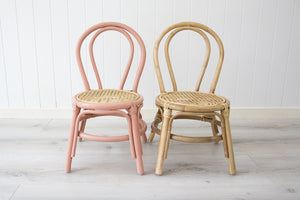 Jessie Kids Chair – Natural - ETA 15 May 2020