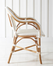 Load image into Gallery viewer, Sorrento Arm Chair – White ETA 05/12/20