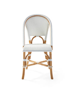 Sorrento Side Chair – White