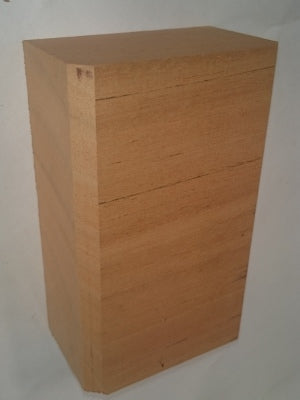 Acoustic Guitar Head Block