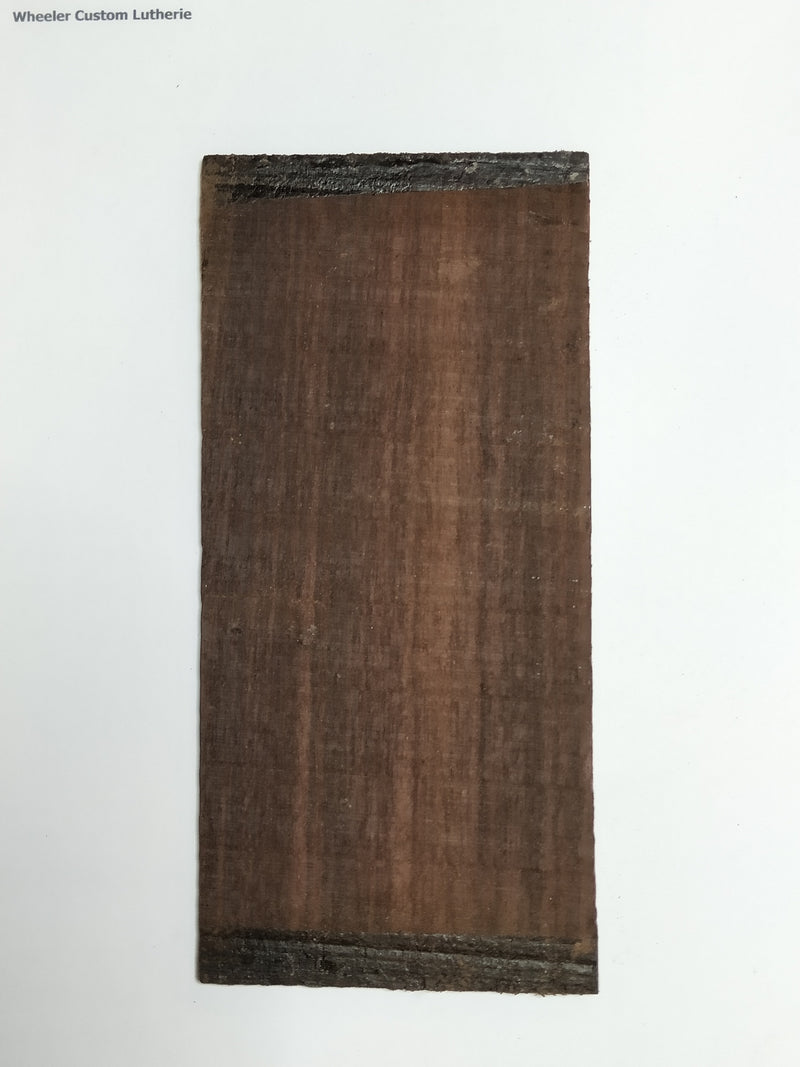 Indian Rosewood Peg Head Veneer