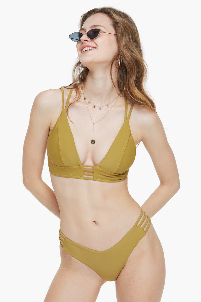 Make it Strappy Bikini Set