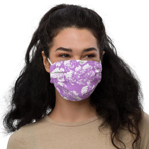 Face mask - Lilac Blossom - peace-lover
