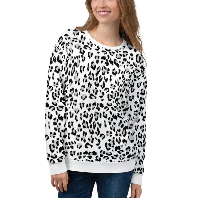Leopard Sweatshirt - peace-lover