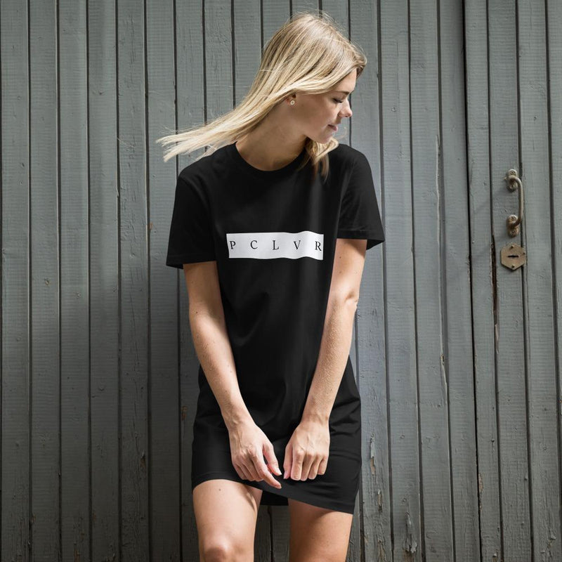 Organic cotton t-shirt dress - PCLVR - peace-lover