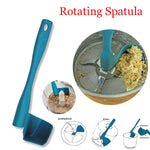 Rotating Spatula for Kitchen Thermomix