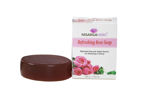 Refreshing Rose Soap