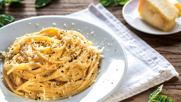How  to make the best cacio e pepe at home.