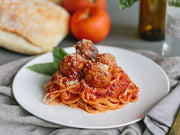 Spaghetti and Meatballs Dinner Kit