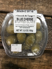 Blue Cheese Stuffed Olives 5.3oz