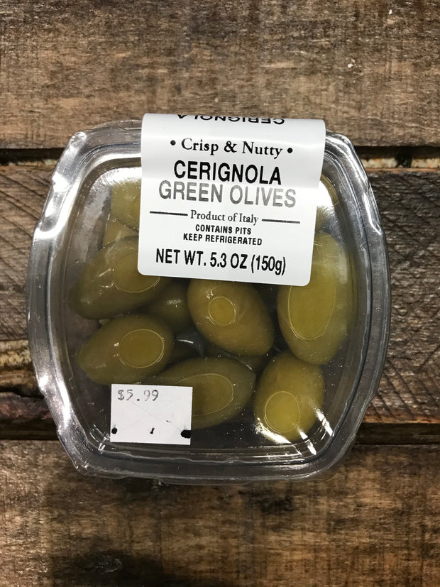 Cerignola Olives, 5.3oz