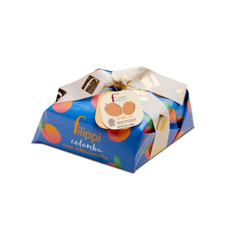 Apricot Colomba Easter Cake-750 g by Pasticceria Filippi
