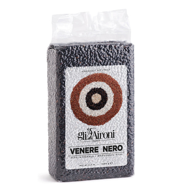 Black Venere Whole Grain Rice, 1kg