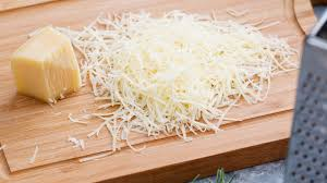 Grated Parmigiano Pecorino cheese blend, 1pt