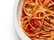 Create your own spaghetti marinara at home with our house-made marinara sauce and imported pasta