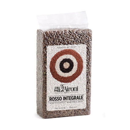Whole Grain Red Rice