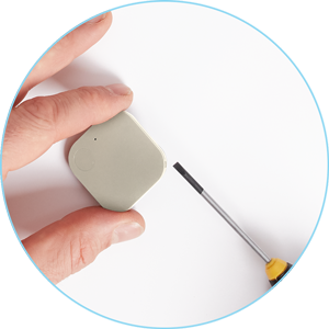 tool to Replace Battery of LEFT reflux