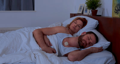 Snooor wearable - prevents snoring for back snorers - SNOOOR
