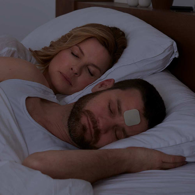 Snooor stickers - designed for the Snooor anti-snoring device - SNOOOR