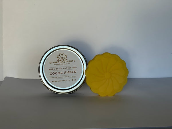 Aura Bliss Lotion Bar