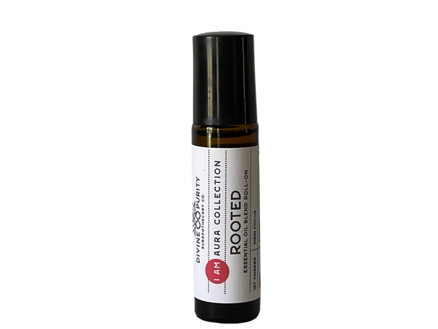 I Am Rooted ( Root Chakra) Roll-On 10 mL 1