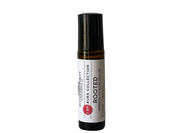 I Am Rooted ( Root Chakra) Roll-On 10 mL