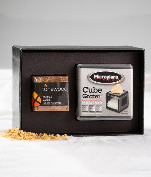 Maple Products - Gift Set - Cube And Grater