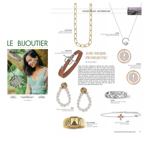 Le Bijoutier International n° 858