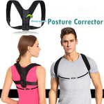 Adjustable Therapy Posture Corrector