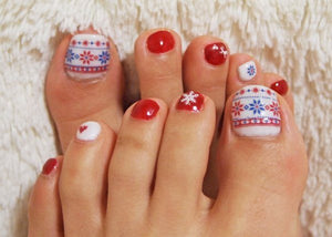 Pedicures Just Got Better With These Cute Toe Nail Designs