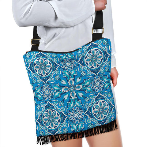 Crossbody Boho Handbag