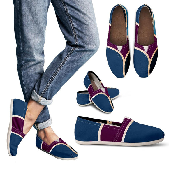 Stunning Colors Women's Casual Shoes