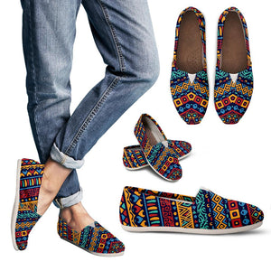 African Modern Style Women's Casual Shoes