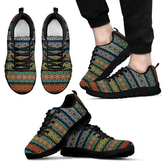 Fantastic Oriental Dream Men's Sneakers