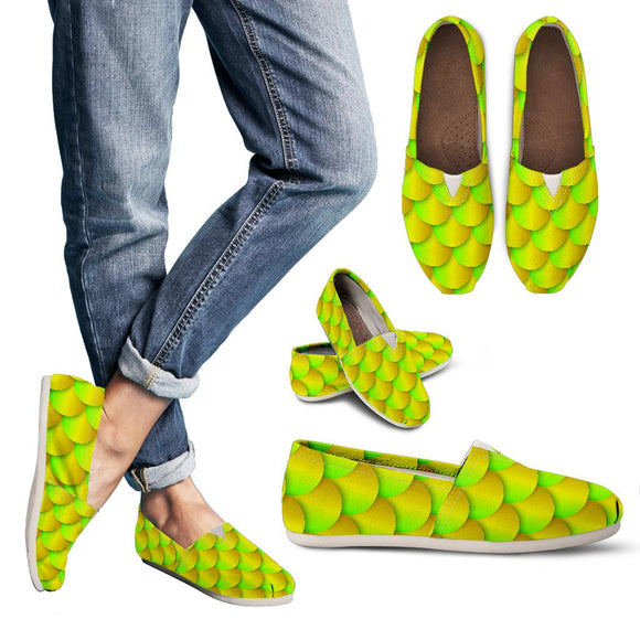 Neon Mermaid Women's Casual Shoes