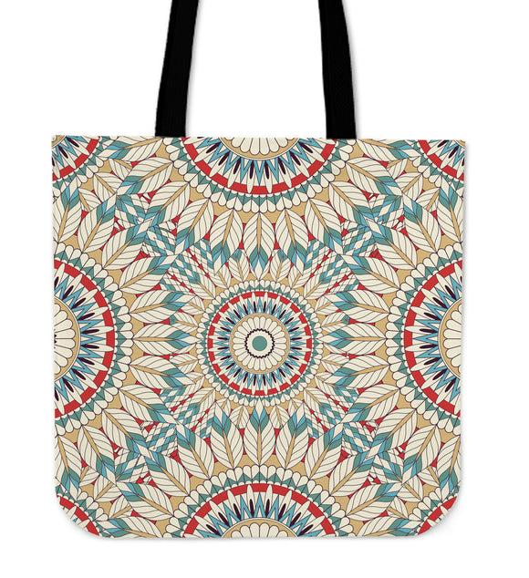 Amazing Indian Summer Cloth Tote Bag