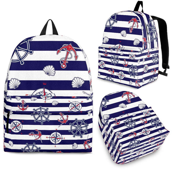 Yachting Lovers Club Backpack